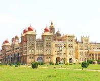 Mysore pałac Karnataka ind Zdjęcia Royalty Free