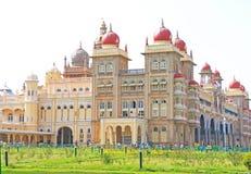 Mysore pałac Karnataka ind Obrazy Royalty Free