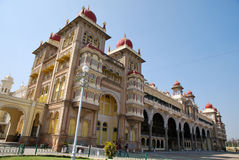 The Mysore Palace Stock Photos