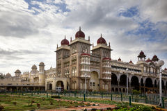 Mysore palace Royalty Free Stock Images