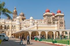Mysore Palace Complex Stock Photos
