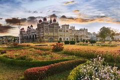 Mysore Palace Stock Photos