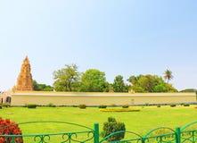 Mysore Palace grounds Karnataka india Royalty Free Stock Photos