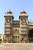 Mysore Palace in India. Royalty Free Stock Image
