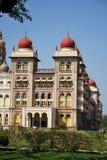 The Mysore palace in India Royalty Free Stock Photos