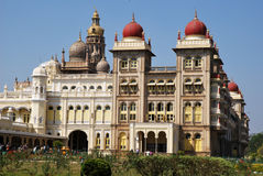 The Mysore palace in India Stock Photos