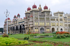 The Mysore Palace (India) Stock Image