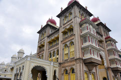 The Mysore Palace, India Stock Photos