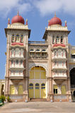 The Mysore Palace, India Royalty Free Stock Photos