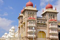 The Mysore Palace, India Stock Photography