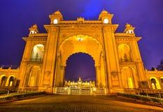 Mysore Palace, India Stock Image