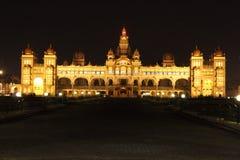 Mysore palace Royalty Free Stock Photos