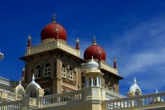 Mysore Palace Top View Royalty Free Stock Photos