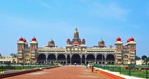 Mysore-Palast, Karnataka-Staat, Indien Stockbild