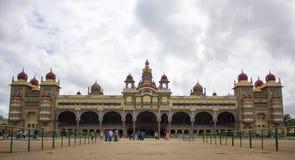 Mysore slott Royaltyfri Fotografi