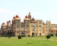 Mysore slott, Indien Royaltyfri Bild