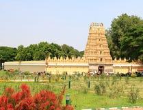 Mysore slottport Royaltyfria Foton