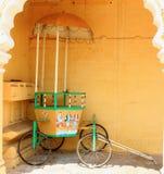Mysore slottport Royaltyfri Foto