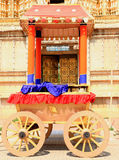 Mysore slottport Royaltyfri Bild