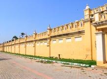 Mysore slottport Arkivbild