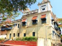 Mysore slottport Fotografering för Bildbyråer