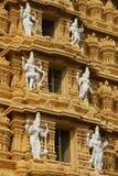 Mysore Temple Detail Stock Images