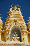 Mysore temple in India Royalty Free Stock Photos