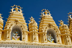 The Mysore temple in India Royalty Free Stock Photography