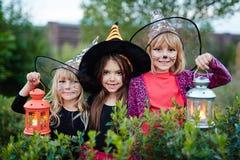 Mystère de Halloween Image libre de droits