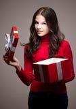 Mystère de Noël. Photographie stock