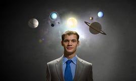 Mystères de l'espace photo libre de droits