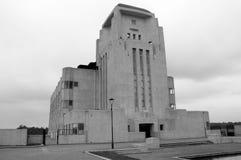 Mysteries Sfinx Like Building: Radio Kootwijk Royalty Free Stock Image