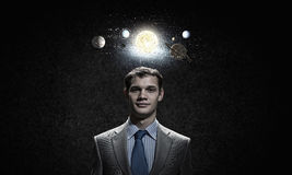 Mysteries of space Royalty Free Stock Images