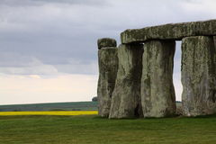 Mysteries of Stonehenge Stock Photography