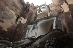 Mysterious Buddha Royalty Free Stock Images
