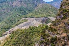 Mysterious city - Machu Picchu, Peru,South America. The Incan ruins. Stock Image