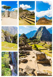 Mysterious city - Machu Picchu, Peru,South America. Royalty Free Stock Photography