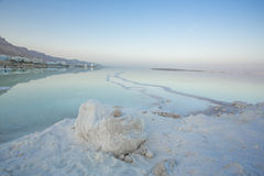 The mysterious of the Dead sea Royalty Free Stock Photo