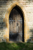 Mysterious Doorway Royalty Free Stock Photo