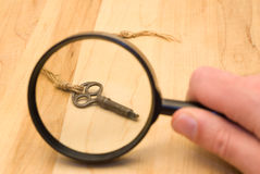 Mysterious Key Stock Images