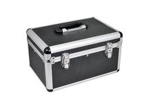 MYSTERIOUS SILVER BOX Stock Image