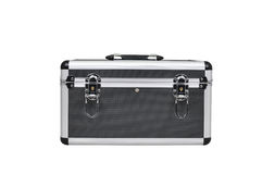 MYSTERIOUS SILVER BOX Stock Images