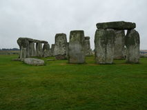 Mysterious Stonehenge Stock Image