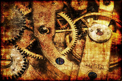 Mysterious time Stock Images