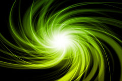Mysterious Twirling Lights Royalty Free Stock Images