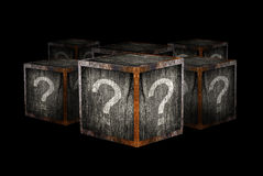 Free Mystery Boxes Stock Photos - 33724633