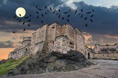 Mystery castle Stock Photography