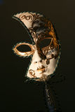THE MYSTERY OF THE CLASSIC VENETIAN MASK Royalty Free Stock Photo