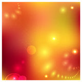 Mystery, floral background Royalty Free Stock Image