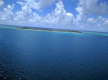 Mystery Island. Capturing mystery island Stock Photos